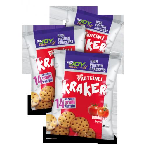 Proteinli Kraker